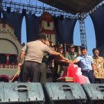Ganjar Buka Military Expo 2016 Di Jateng Fair