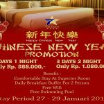 Rayakan Imlek Hotel Star Semarang Gelar Promo Chinese New Year Dinner