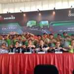Hino Gelar Safety Driving Competition Di Semarang